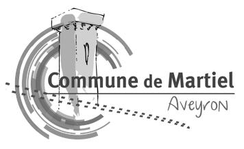 Commune de Martiel